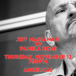 Jeff Massanari w/ Pamela Rose