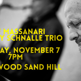 Jeff Massanari w/ Wally Schnalle Trio
